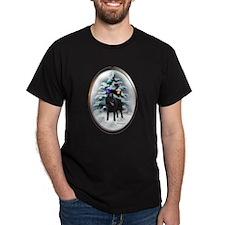 Schipperke Christmas T-Shirt