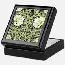 William Morris Pimpernel Keepsake Box