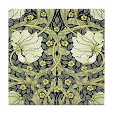 William Morris Pimpernel Tile Coaster