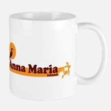 Anna Maria Island - Beach Design. Small Small Mug