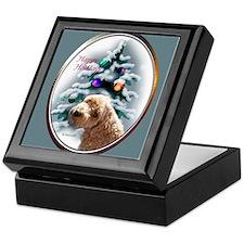 Schnoodle Christmas Keepsake Box