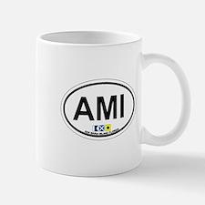 Anna Maria Island - Map Design. Small Small Mug