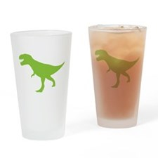 T-REX Drinking Glass