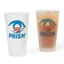 Obama PRISM Edward Snowden NSA Watching YOU Drinki