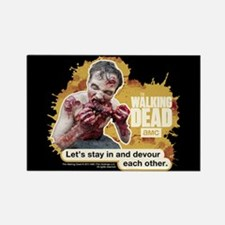 Devour Walking Dead Magnet