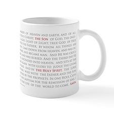 Nicene Creed Small Mugs