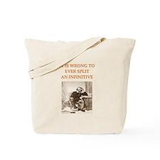 WRITER5 Tote Bag