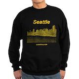 Seattle sweatshirts Sweatshirt (dark)