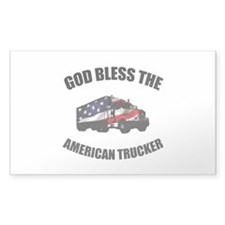 American Trucker Decal