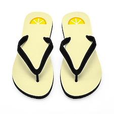 Lemon Flip Flops Flip Flops