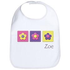 Daisies - Zoe Bib