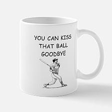 baseball slugger Mug