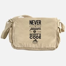 Teemo The Swift Scout Messenger Bag
