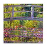 Claude monet Drink Coasters