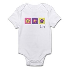 Daisies - Sara Infant Bodysuit
