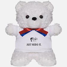 Bicycle Mechanic Teddy Bear