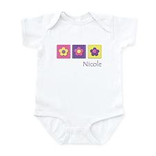Daisies - Nicole Infant Bodysuit