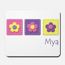 Daisies - Mya Mousepad