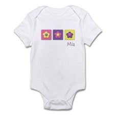 Daisies - Mia Infant Bodysuit