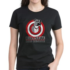 BullsEye Women's Dark T-Shirt