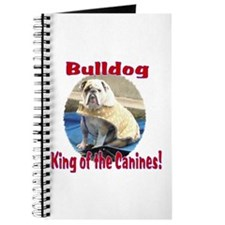 Bulldog, King of the Canine Journal