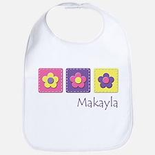 Daisies - Makayla Bib