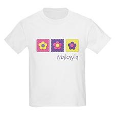 Daisies - Makayla Kids T-Shirt