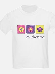 Daisies - Mackenzie Kids T-Shirt