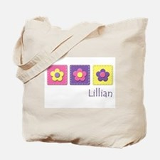 Daisies - Lillian Tote Bag