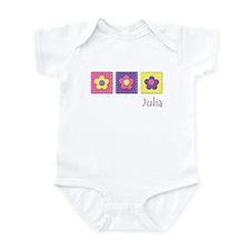 Daisies - Julia Infant Bodysuit