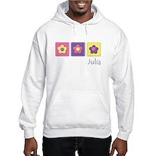 Daisies - Julia Hoodie Sweatshirt