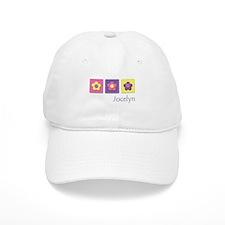 Daisies - Jocelyn Baseball Cap