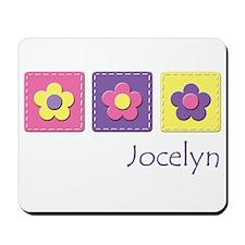 Daisies - Jocelyn Mousepad