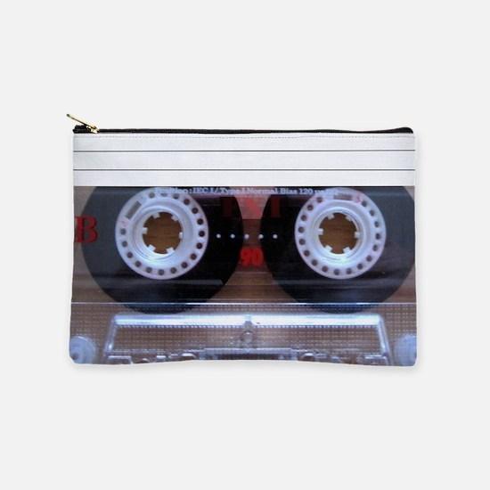 Cassette Music Tape Makeup Pouch
