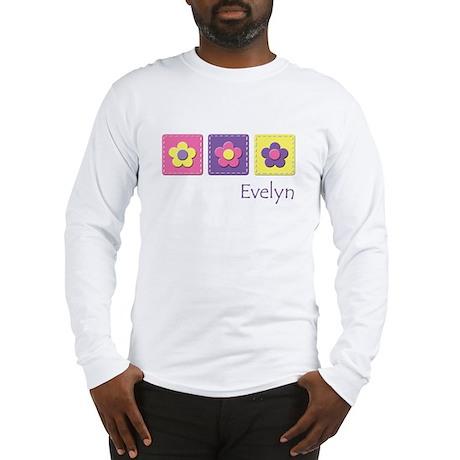 Daisies - Evelyn Long Sleeve T-Shirt