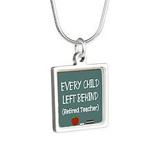 Retired Teacher Necklaces