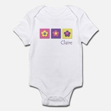 Daisies - Claire Infant Bodysuit