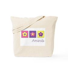 Daisies - Amanda Tote Bag