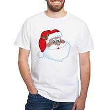 Afro American Santa T-Shirt