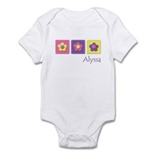 Daisies - Alyssa Infant Bodysuit