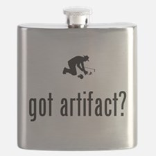 Archaeologist Flask