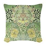 William morris Woven Pillows