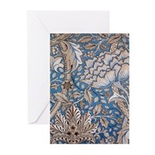 William Morris Design Greeting cards (Pk of 20) Gr