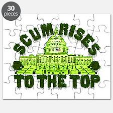 Scum Rises To The Top Puzzle
