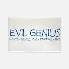 Evil Genius: Mostly Genius, O Rectangle Magnet