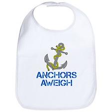 Anchors Aweigh Bib