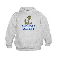 Anchors Aweigh Hoodie