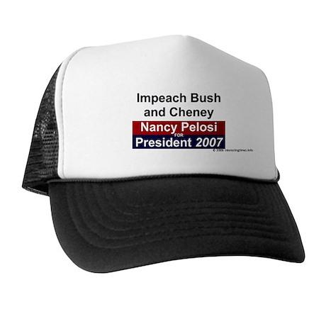 Pelosi 2007 Trucker Hat