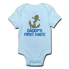 Daddys First Mate Body Suit