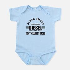 DIESEL MECHANIC Infant Bodysuit